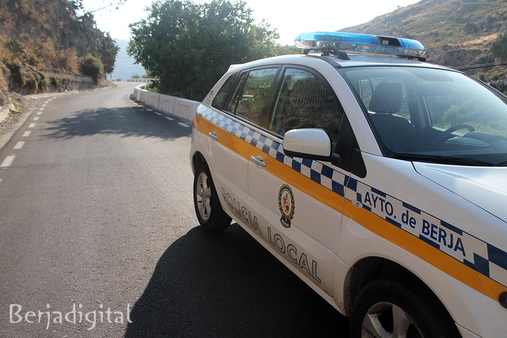 Policía Local de Berja