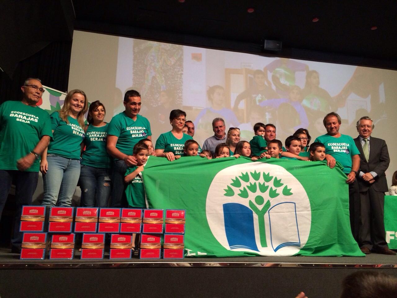 bandera verde barajas berja