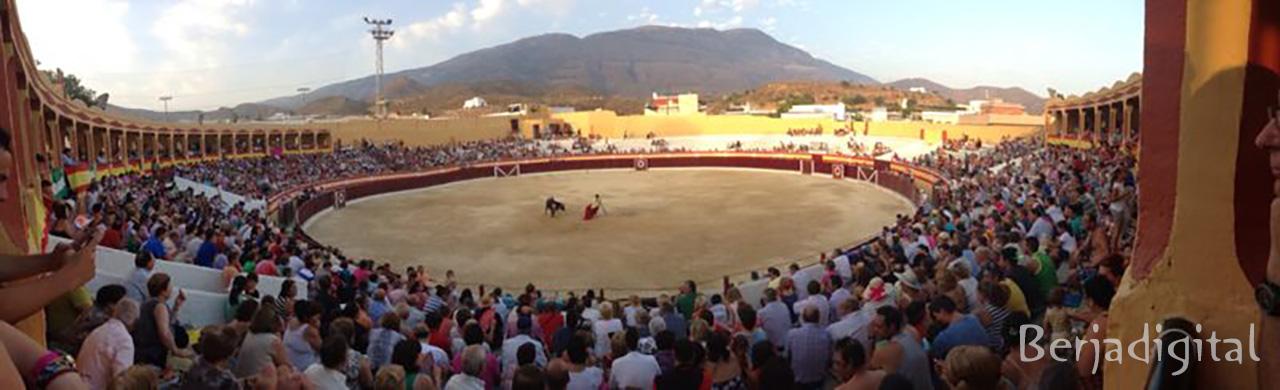 plaza de toros de berja novillada
