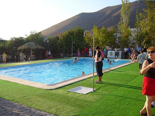 piscina la tomillera