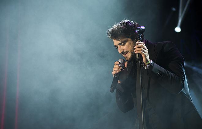 Antonio Orozco dará un concierto en Berja el 4 de agosto