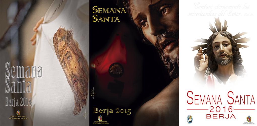 Este sábado se presenta el Cartel oficial de la Semana Santa de Berja 2017