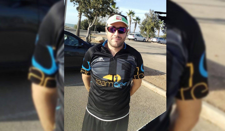 Un virgitano entre los 20 participantes que correrán 24 horas sin parar por la cura de la diabetes tipo 1
