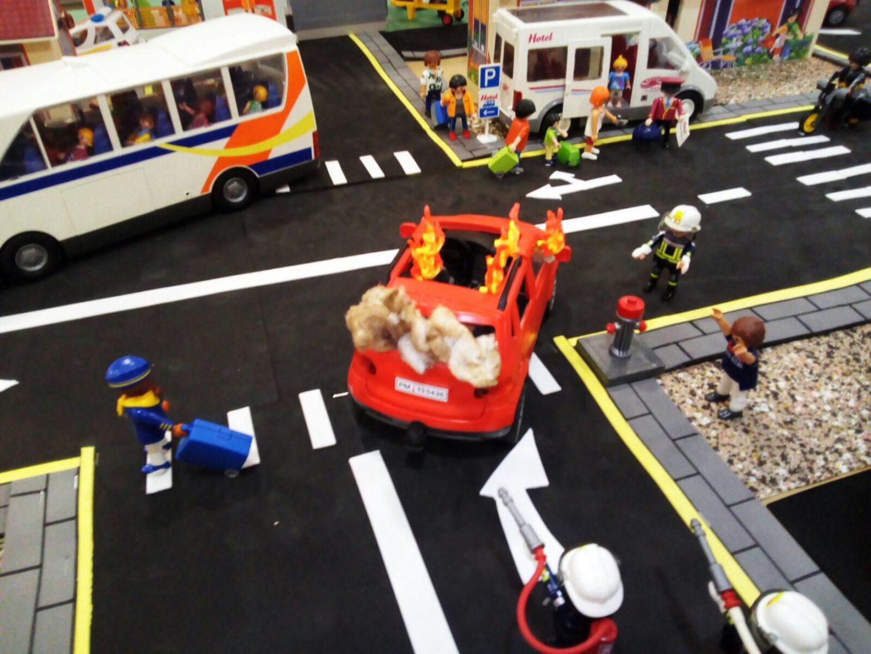 Lo mejor de Playmobil se expone en Berja hasta el 12 de noviembre