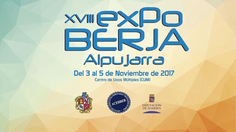 Más de 50 empresas participarán en la ExpoBerja Alpujarra del 3 al 5 de noviembre