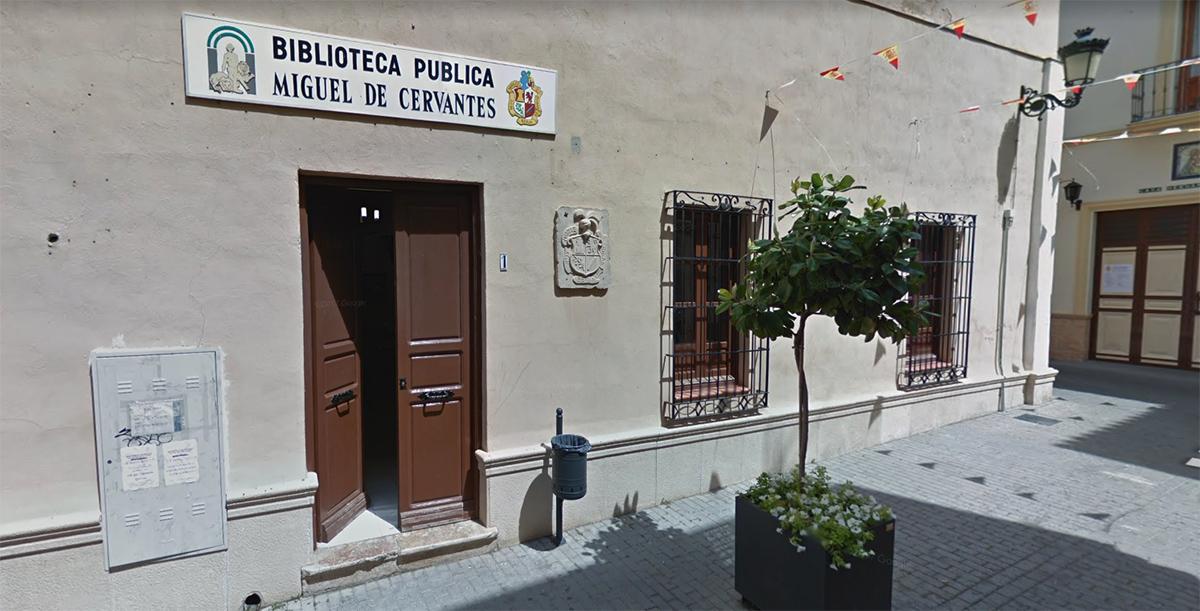 La Biblioteca de Berja, premiada en la Campaña María Moliner del Ministerio de Cultura