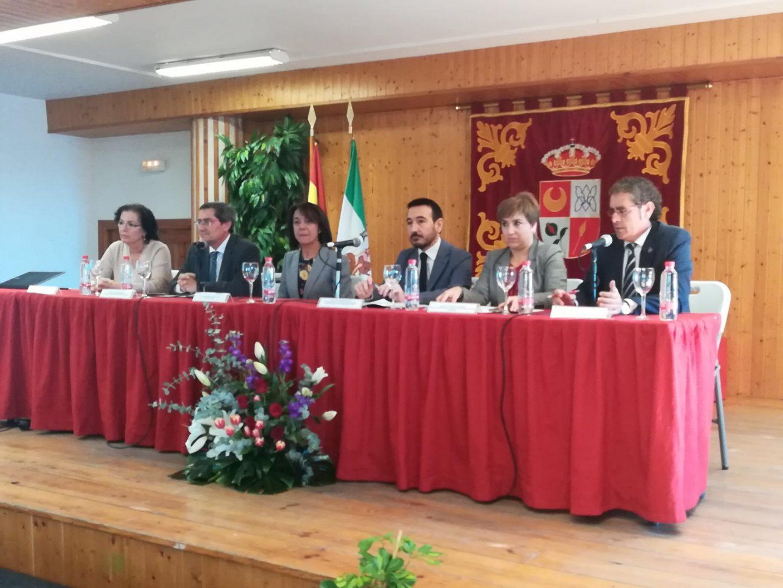 El alcalde de Berja participa en unas jornadas sobre la despoblación de la Alpujarra y el Valle de Lecrín