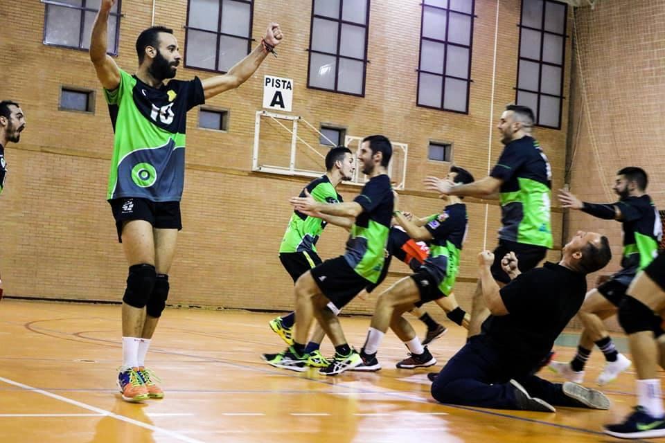 El Club Voleibol de Berja se prepara para un intenso sábado