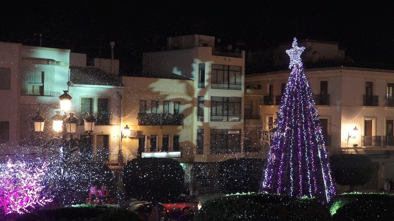 Berja recibirá la Navidad este miércoles con una gran fiesta