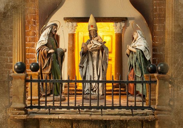 El Belén Monumental de Berja se inaugurará el 19 de diciembre en el Residencial Sur de España