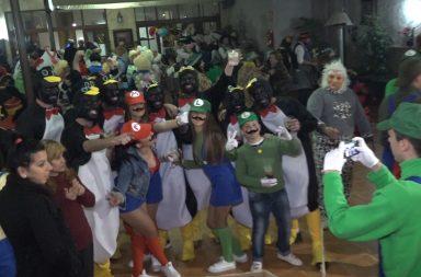 Baile Carnaval Berja