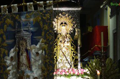 Procesión de la Virgen de Gádor de Berja