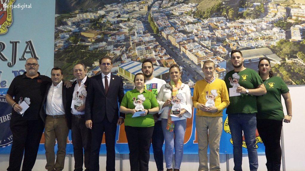 ganadores ruta de la tapa berja 2018