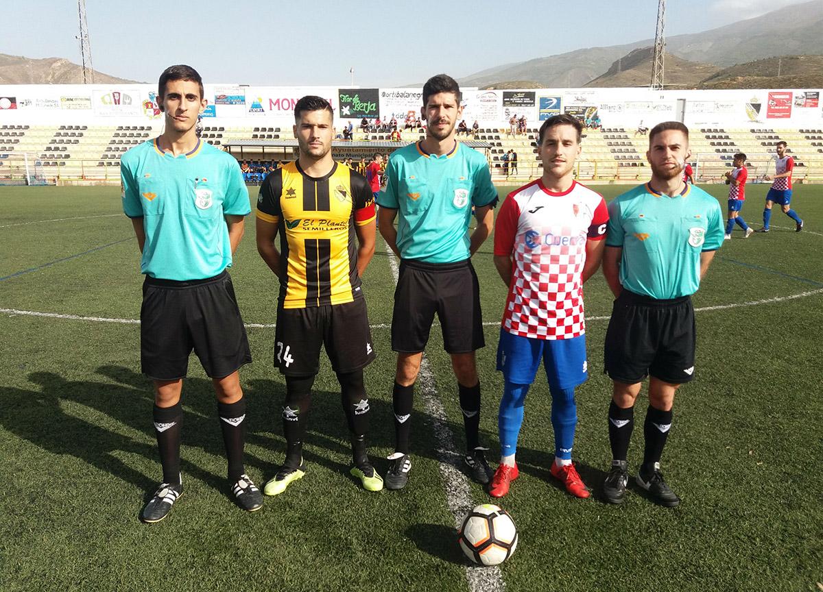 El Berja CF busca mañana la victoria en Begíjar para no perder el ritmo en la lucha por el liderato