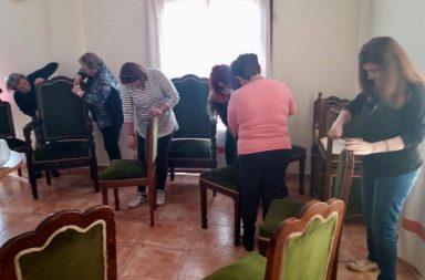 curso restauracion de muebles berja 2019
