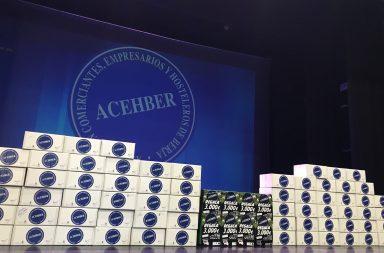 ganadores escaparate y sorteo acehber berja 2019
