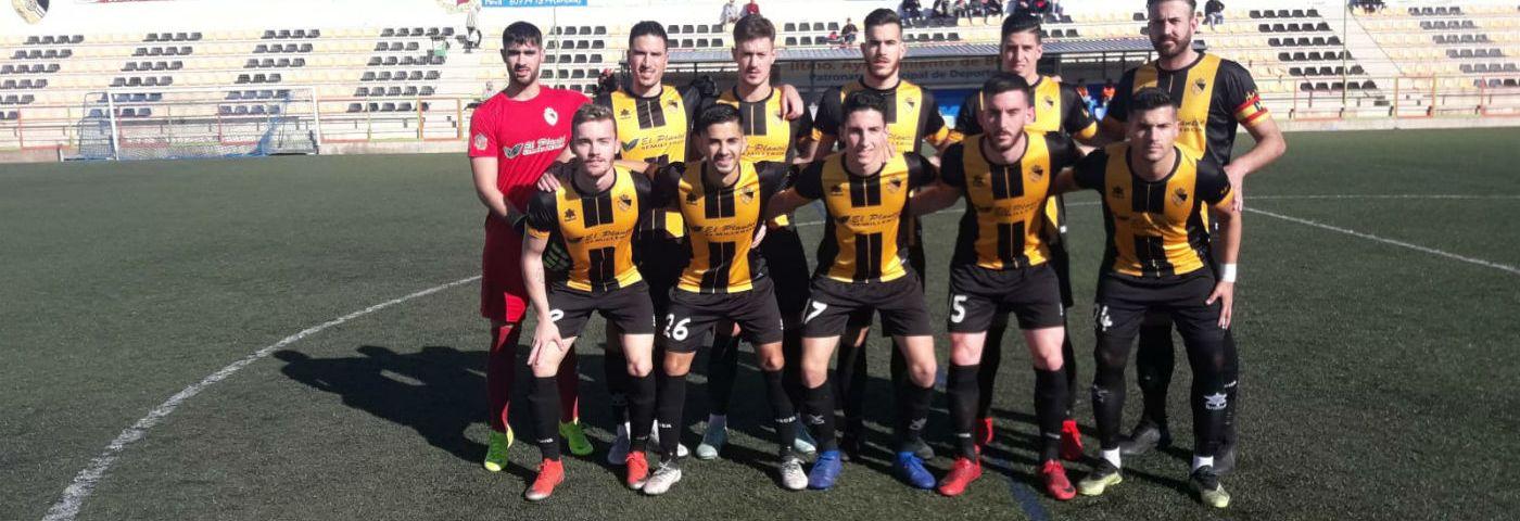 El Berja CF logra una gran victoria ante el Cártama