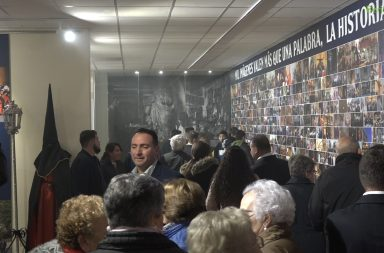 apertura museo de la semana santa de berja