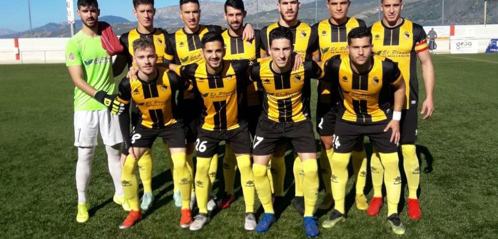 El Berja CF, a por todas este domingo frente al Begíjar
