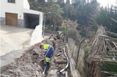 Obras fondo contingencia Berja 2019