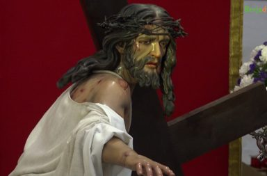 bendicion de jesus de la caridad berja