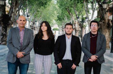 candidatura izquierda unida berja municipales