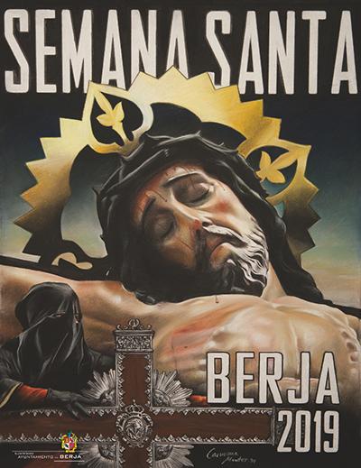Descárgate aquí el programa oficial de la Semana Santa de Berja 2019