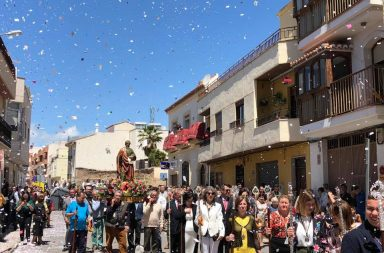 procesion san marcos berja 2018