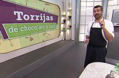 torrijas chocolate la virgitana canal sur cometelo