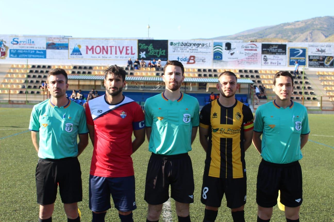 El Berja CF golea al Adra Milenaria y asegura su tercer puesto en División de Honor
