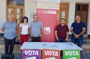 izquierda unida berja presenta su programa electoral 2019