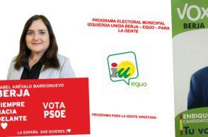 programas electorales municipales berja 2019